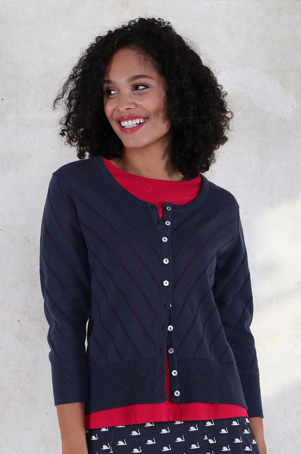 Manon-Strickjacke